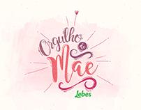 Lojas Lebes - Campanha Digital Dia das Mães