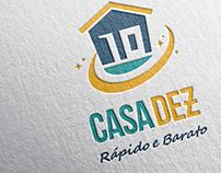 Casa Dez / Identidade Visual