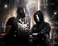 Radical Redemption & Angerfist World Tour