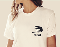 #Fixit Logo Proposal