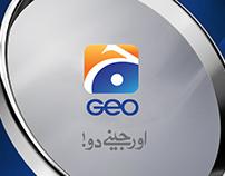 Geo Entertainment Re Brand