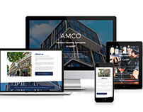 AMCO Website Redesign & Build