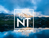Nurture Travel | LOGO DESIGN