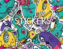 STICKERs 1-2