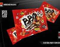 Flyer BBQ Party Template