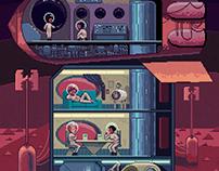 Scene #54: 'Space Family'