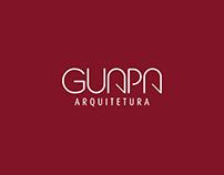 Guapa Arquitetura | Branding