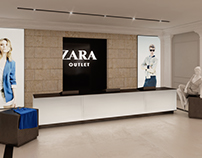 Zara Outlet - China