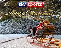 SKY SPORTS // CHRISTMAS IDENTS 2018