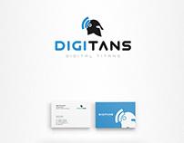 Digitans Branding