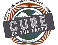 Logo Design for Cure of the Earth
