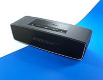 Bose SoundLink Mini II Full CGI