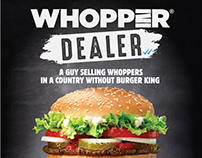 Whopper Dealer - Burger King