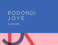 Rodondi Joye avocats