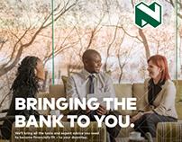 Nedbank Workplace Leaflet & Emailer Templates