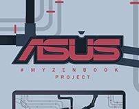 "Asus #MYZENBOOK ""The Heart"""