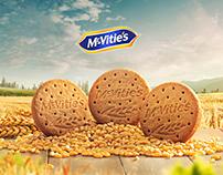 McVities Biscuits.