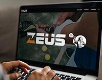 Sitio Web Zeus Club