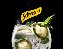 SCHWEPPES Mixability cocktails
