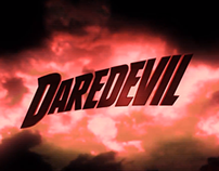 Daredevil Spec Title Sequence