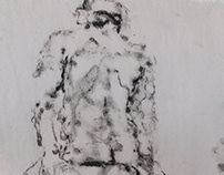 Life Drawing: Wet