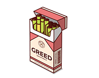 Pack of Greed