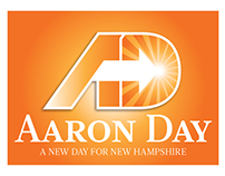 Logo Design for Aaron Day