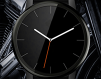 Windows 10 Smart Watch with Android Watch-Face