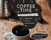 Coffee Time | Modern and Creative Templates Suite