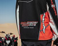 Daily Paper x Loco Dice: Motocross Team