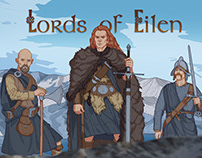 Lords of Eilen - Art and design