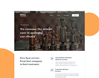 Deale - Law Firm website