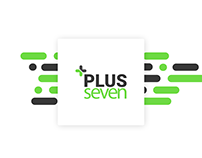 Corporate Branding for Plus Seven