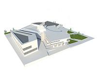 Architectural Design (Hospital)