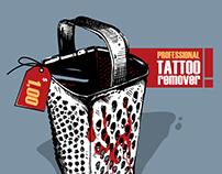 TATTOO remover!