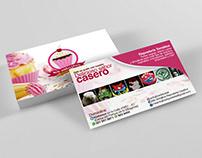 Mis Antojitos - Business Card