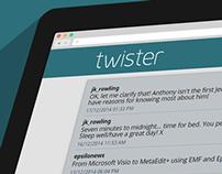Twister (web project)