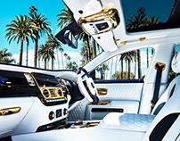 Rolls Royce Ghost II Mansory & Bentley Bentayga Mansory