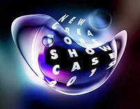 Poster KV - Saatchi & Saatchi New Creators Showcase.