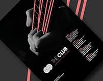 THE CLUB_ Poster Design