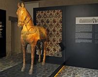Le musée du Cheval. Domaine de Chantilly
