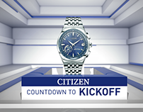 Citizen - Coutdown to Kickoff