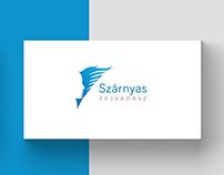 Szárnyas Fejvadász Logo