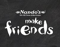Nando's Malaysia Make Friends