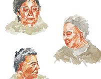 Seniors of HK
