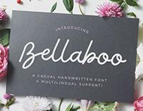 Bellaboo Script Font