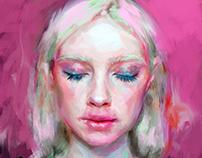 pink study