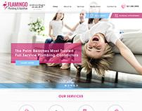 US Client - Web Site Design & UI