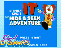 Fictional Bad Games - Stephen King's It