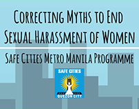 Infomercial for Safe Cities Metro Manila